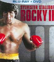 ROCKY II - Blu-Ray Movie