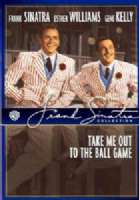 TAKE ME OUT TO THE BALL GAME - DVD Movie