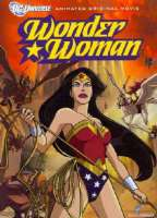 WONDER WOMAN - DVD Movie