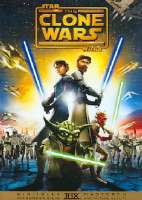 STAR WARS:CLONE WARS - DVD Movie