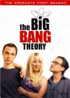 BIG BANG THEORY:COMPLETE FIRST SEASON - DVD Movie