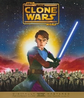 STAR WARS:CLONE WARS - Blu-Ray Movie