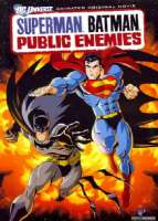 SUPERMAN/BATMAN:PUBLIC ENEMIES - DVD Movie