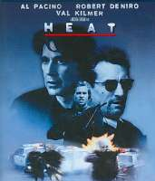 HEAT - Blu-Ray Movie