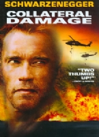 COLLATERAL DAMAGE - DVD Movie