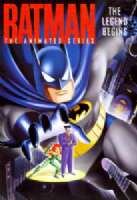 BATMAN:ANIMATED SERIES LEGEND BEGINS - DVD Movie
