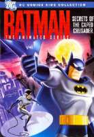 BATMAN:ANIMATED SERIES SECRETS OF THE - DVD Movie