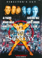 ANY GIVEN SUNDAY - DVD Movie