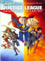 JUSTICE LEAGUE:CRISIS ON TWO EARTHS - DVD Movie