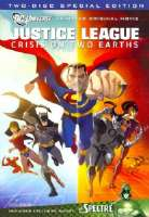JUSTICE LEAGUE:CRISIS/2 EARTHS SE - DVD Movie
