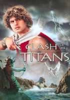 CLASH OF THE TITANS - DVD Movie