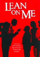 LEAN ON ME - DVD Movie