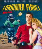 FORBIDDEN PLANET - Blu-Ray Movie