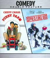 FUNNY FARM/SPIES LIKE US - Blu-Ray Movie
