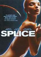 SPLICE - DVD Movie