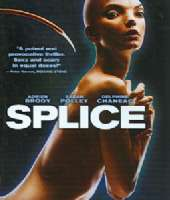 SPLICE - Blu-Ray Movie