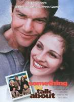 SOMETHING TO TALK ABOUT - DVD Movie