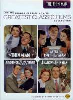 TCM GREATEST CLASSIC:THIN MAN VOL 1 - DVD Movie