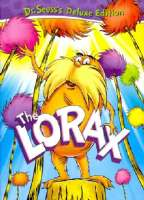 LORAX - DVD Movie
