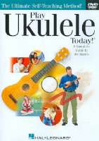 PLAY UKULELE TODAY - DVD Movie