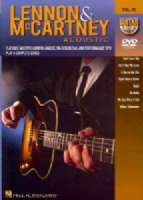 GUITAR PLAY ALONG:LENNON AND MCCARTNE - DVD Movie