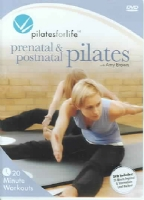 PILATES FOR LIFE:PRENATAL & POSTNATAL - DVD Movie