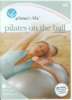 PILATES FOR LIFE:PILATES ON THE BALL - DVD Movie
