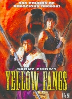 YELLOW FANGS - DVD Movie