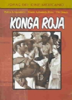 KONGA ROJA - DVD Movie