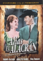 ALIAS EL ALACRAN - DVD Movie
