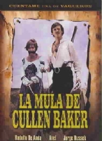 LA MULA DE CULLEN BAKER - DVD Movie