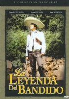 LA LEYENDA DEL BANDIDO - DVD Movie