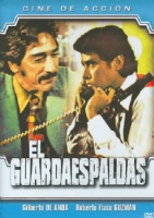 EL GUARDAESPALDAS - DVD Movie
