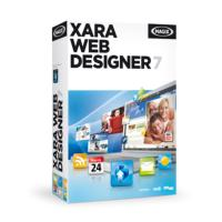 XARA WEB DESIGNER 7