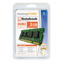 Centon 2048MB PC5400 DDR2 667MHz SODIMM Laptop Memory