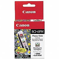 Canon BCI-6PM Photo Magenta Ink Tank For S800