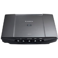 Canon LiDE210 4508B002 CanoScan Scanner - Flatbed, 8.5&quot; x 11.7&quot;, USB, 48-bit Color, 16-Bit Black