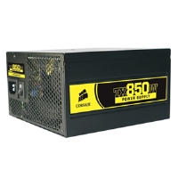 Corsair TX850W - Power supply ( internal ) - ATX12V 2.2 - 80 PLUS - AC 100-240 V - 850 Watt - active (CMPSU-850TX)