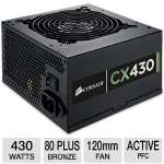 Corsair CX430 V2 Series 430W Power Supply