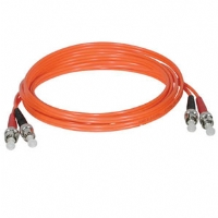 Cables To Go 3-Foot ST-ST 62.5/125 Multimode Fiber Optic Patch Cable
