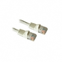 Cables To Go 5-Foot Cat5e 350 Mhz Snagless Patch Cable, White