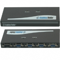 C2G Cables To Go  4-Port UXGA Monitor Video Splitter Extender (29551)