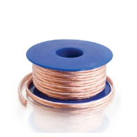 C2G Cables to Go 40529 50ft Bulk Speaker Wire - 50FT, 18AWG