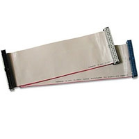 Cables To Go 18-Inch Ultra ATA133 EIDE Flat Ribbon Cable