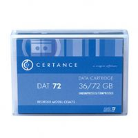 Certance 1Pk Dat72 4mm Tape Cartridge