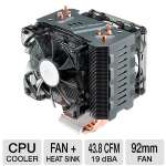 Cooler Master Hyper N520 CPU Cooler - Socket LGA 775, AM2, AM2+, 1156, AM3, 1366