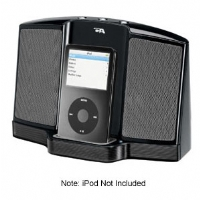 This self contained digital docking speaker is ideal for iPod and other portable audio devices.