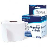 Dymo White Shipping Labels 2-5/16&quot;x 4&quot; 300 Labels