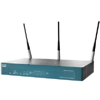 Cisco SA520W-WEB-BUN3-K9 with 3 Year IPS and ProtectLink Web License - 4x Gigabit LAN ports, 1x WAN port, USB 2.0