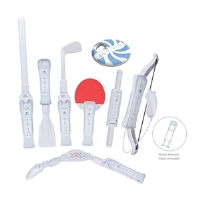 CTA DIGITAL Wi-8SR Wii 8-in-1 Sports Pack
